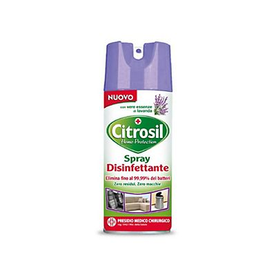 CITROSIL Home Protection Spray disinfettante, 300 ml