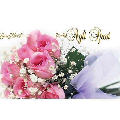 Auguri Matrimonio Testo : Biglietto auguri matrimonio cm staples