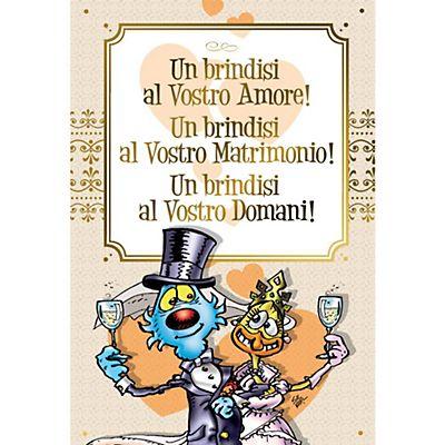 Auguri Matrimonio Vasco : Biglietto auguri lupo alberto matrimonio cm