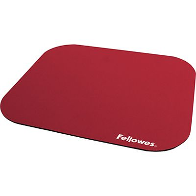 Staples Tappetino mouse economico - Rosso