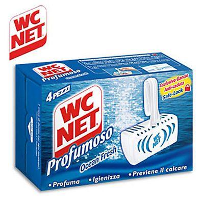 Wc net profumoso tavoletta solida per wc ocean fresh for Wc net fosse biologiche prezzo