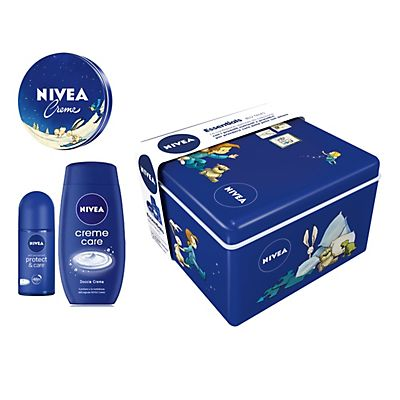 NIVEA Set Essential Blu Tales