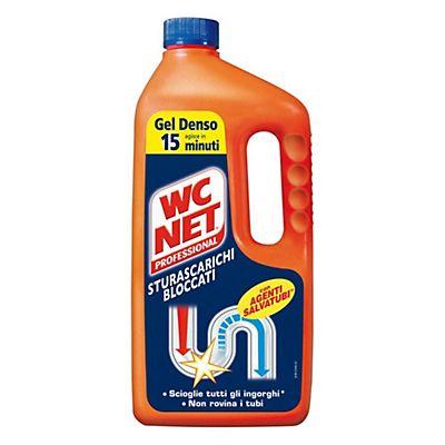 Wc net energy stura scarichi bloccati flacone 1 l staples for Wc net fosse biologiche prezzo