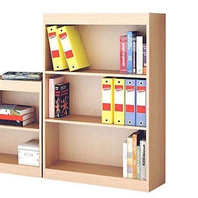 Book Libreria componibile Media 3 Ripiani, dimensioni 76 x 29 x 123 ...