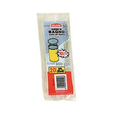 Sacchetti igienici per bagno 10 litri confezione 20 - Pezzi per bagno ...