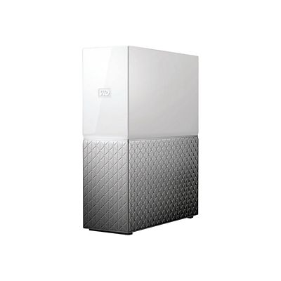 Western Digital My Cloud, Hard Disk Desktop esterno 4 TB USB 3.0, Bianco