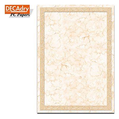 Eccezionale DECAdry Carta a tema A4 (210 x 297 mm) 'Designed Papers' Cornice  AT65