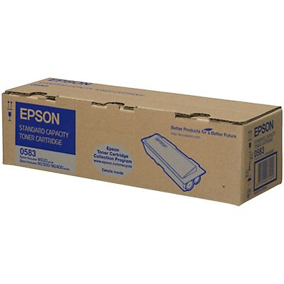 Epson , Materiale di consumo, Toner cartridge nero, C13S050583