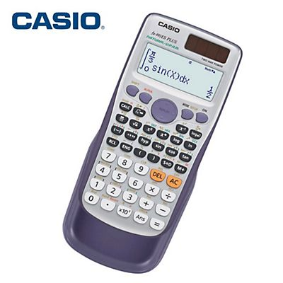 Casio Calcolatrice scientifica FX-991ES