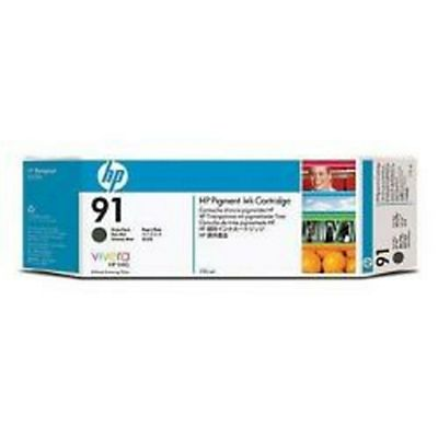 HP , Materiale di consumo, Cart. 91 nero opaco 775 ml vivera, C9464A