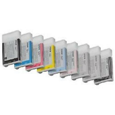 Epson , Materiale di consumo, Tanica inch.nero light p 7800, C13T603700