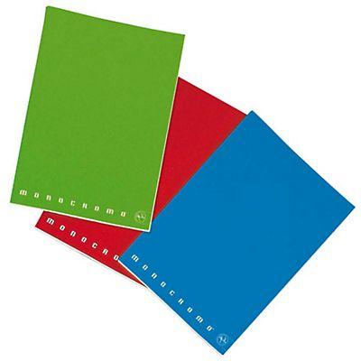 quaderni  PIGNA Quaderni Monocromo Rigo. (confezione 10 pezzi) | Staples®