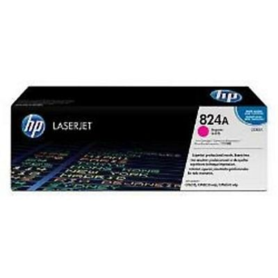 HP , Materiale di consumo, Color laserj magenta print cartrid, CB383A