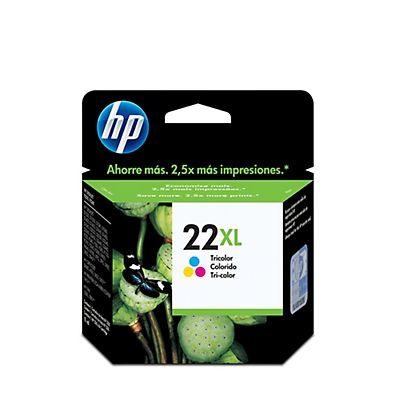 HP , Materiale di consumo, Cartuccia  22xl tri-colour, C9352CE