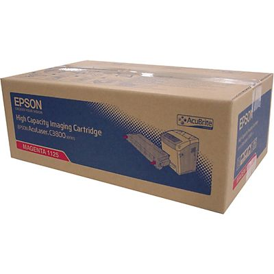 Epson , Materiale di consumo, Imaging cartridge magenta ac3800, C13S051125