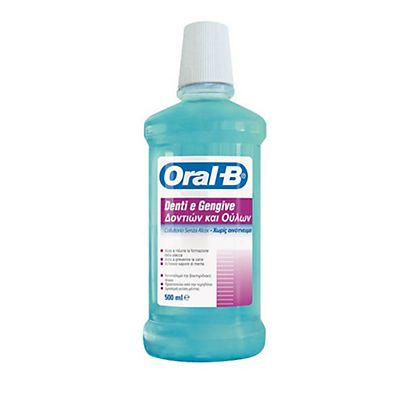 ORAL B Collutorio Denti e Gengive