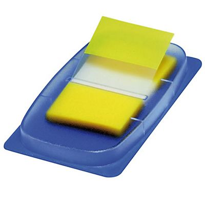 Staples Segnapagina Index Medio 25 x 43 mm Giallo