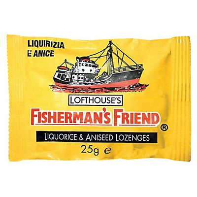 Fishermans Friend Liquirizia e Anice