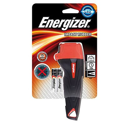 Energizer Torcia Impact Rubber