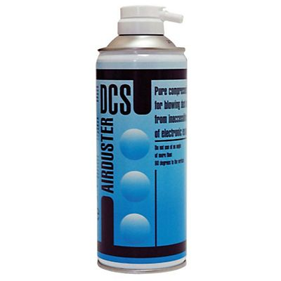 DCS Spray antipolvere capovolgibile 400 ml - 462 g Non infiammabile