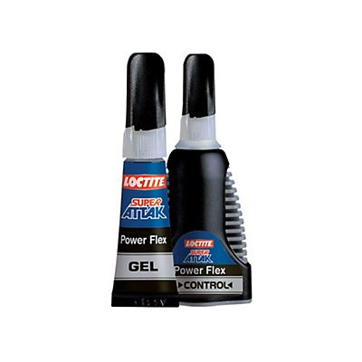 Loctite Super Attak Power Flex - Tubetto da 3 gr.