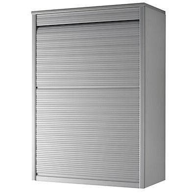 Serrandina Per Mobile Alto Linea Vertigo Alluminio Br Staples