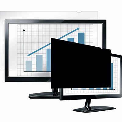 Fellowes Filtro per la privacy Widescreen PrivaScreen™ Blackout da 24