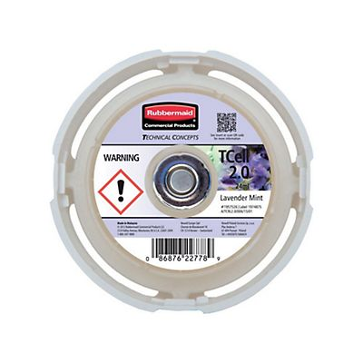 Rubbermaid Commercial Products TCell™ Ricarica di fragranza Lavander Mint<BR>