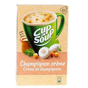 1 Boite de 21 sachets soupe champignon