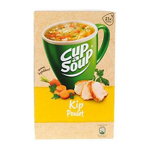 1 Boite de 21 sachets de Soupe poulet vermicelle