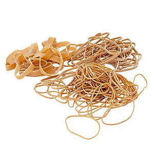 10 boîtes bracelets élastiques caoutchouc fins Ø 80 mm