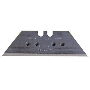 10 Lames pour cutter de sécurité Chartron - Lame 18mm