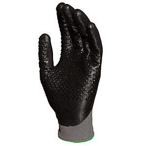 10 paar nitril handschoenen Mapa Ultrane met noppen M.8