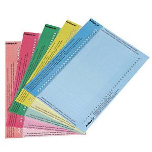 10 planches de 25 étiquettes n°9 standard pour dossier suspendu version armoire