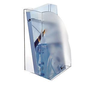 10 porte revues Cep Pro classique coloris cristal