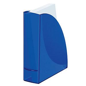 10 porte revues Cep Pro Happy coloris bleu
