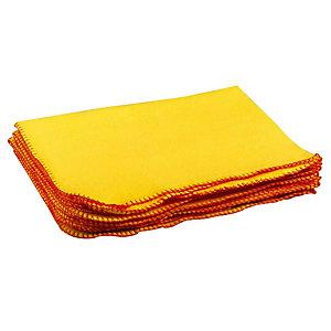 10 stofdoeken Chamoisine 50 x 40 cm
