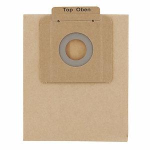 10 stofzuigerzakken in papier 2 lagen voor de stofzuiger Kärcher T7/1 -T10/1