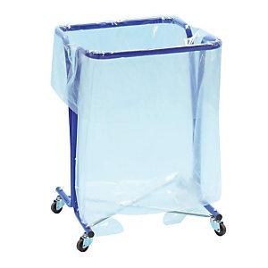 100 sacs poubelle 240 L