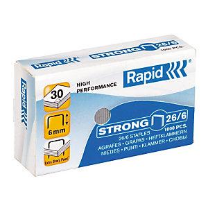 1000 nietjes Strong N° 26/6 Rapid
