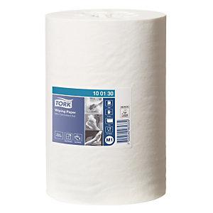 11 mini-bobines Tork papier d'essuyage à dévidage central 1 épaisseur