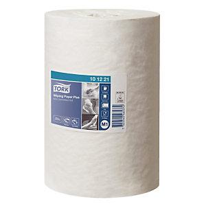 11 mini rollen handdoekpapier Tork Plus met centrale afrolling, 2 lagen