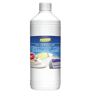 12 flessen gedemineraliseerd water 1 L