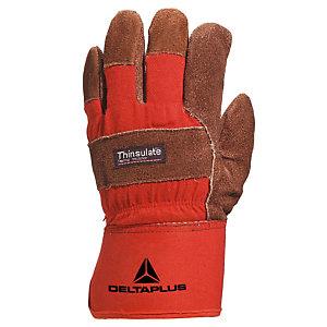 12 paires de gants de manutention milieux froids DCTHI Delta Plus, taille standard