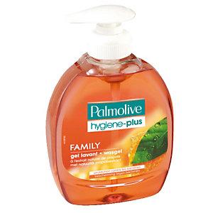 12 Pouss'mousse Palmolive Hygiène Plus, flacon de 300 ml