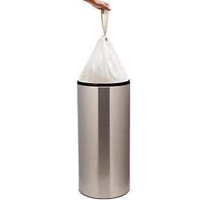 120 sacs spécial poubelles à pédale 50 L