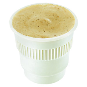 120 voorgedoseerde bekers Cappuccino karamel