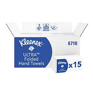 1440 verstrengelde handdoekjes Kleenex Airflex Ultra