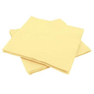150 vanille papier servetten