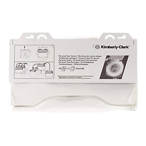 1500 Couvre-sièges Kimberly Clark